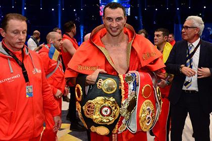 Всемирный боксерский совет поддержал объединительный бой c Кличко