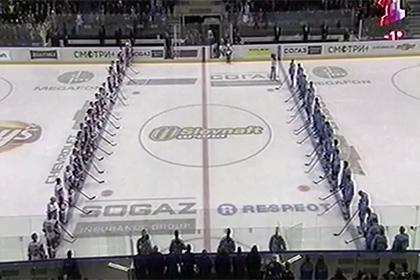 В Словакии уволили диджея за гимн СССР на хоккее