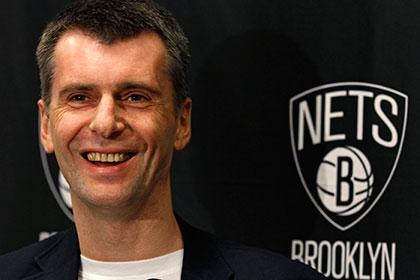 Прохорову предложили выкупить домен Nets.com за пять миллионов долларов