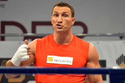 Владимир Кличко стал самым высокооплачиваемым спортсменом Украины