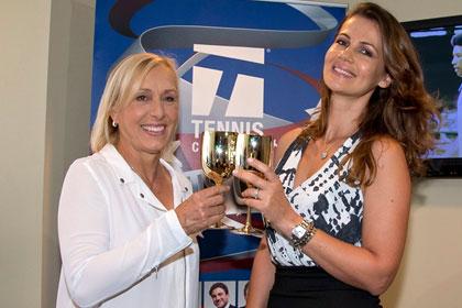 Мартина Навратилова призвала теннисистов-геев к каминг-аутам