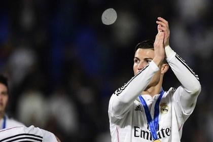 Роналду отказался пожать руку президенту УЕФА