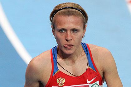 Бегунья заявила о готовности доказать факты применения допинга в России