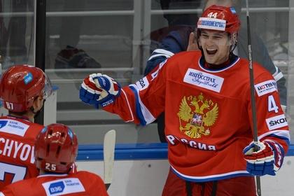 Россияне победили в третьем матче подряд на Кубке Первого канала