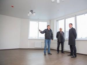 Общежитие-гостиница СГАФКСТ откроется до Нового года