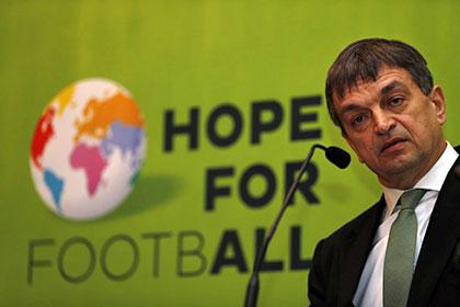 Потенциальный глава ФИФА связал отсутствие расизма в России с прадедом Пушкина