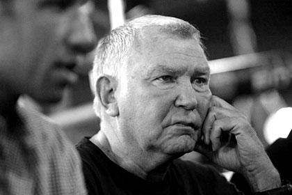 Скончался первый тренер братьев Кличко