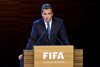 Глава следственной палаты уволился из-за политики ФИФА в отношении ЧМ-2018