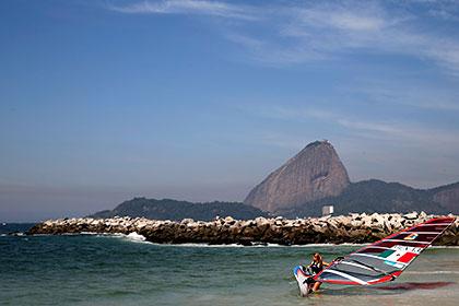 Оргкомитет Олимпиады-2016 обнаружил супербактерии у берегов Рио