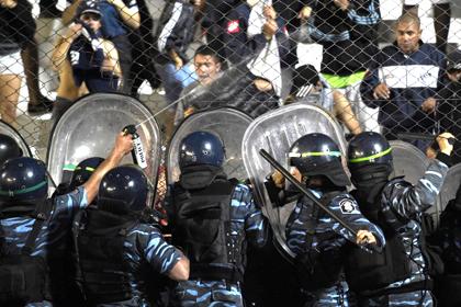 В драке фанатов в Аргентине застрелили болельщика