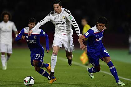 Британские СМИ назвали Криштиану Роналду футболистом года