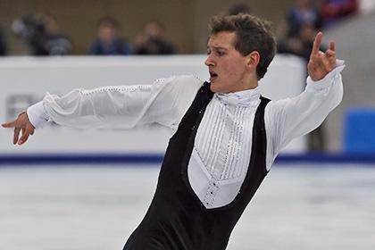 Ковтун стал двукратным чемпионом России по фигурному катанию