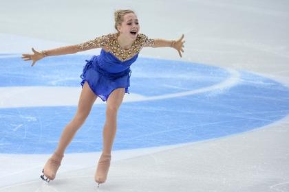Фигуристка Радионова выиграла чемпионат России