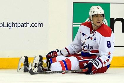 В НХЛ «Вашингтон» Овечкина обыграл «Питтсбург» Малкина