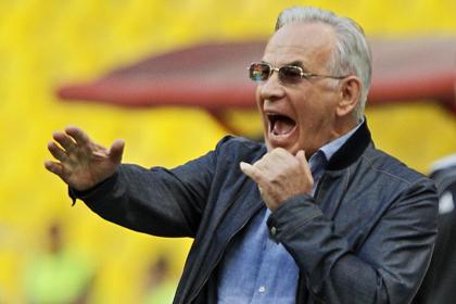 Гаджи Гаджиев назначен главным тренером «Амкара»