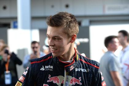 Россиянин попал в десятку лучших гонщиков «Формулы-1»
