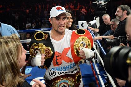 Боксер Сергей Ковалев решил взять ипотеку в США