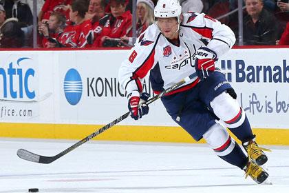 Овечкин сделал дубль в матче НХЛ
