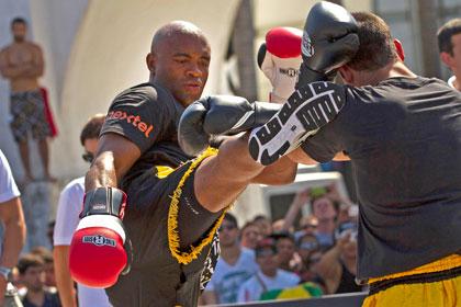 Бывший чемпион UFC рассказал о геях в смешанных единоборствах