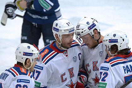 Семерых хоккеистов СКА вызвали в сборную России на Кубок Первого канала