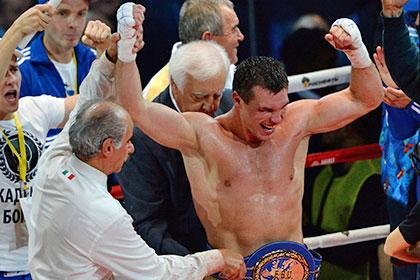 Никита Михалков назвал Дрозда боксером года в России