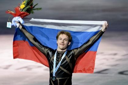 Фигурист Воронов впервые в карьере выиграл бронзу финала Гран-при