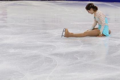 Липницкая объяснила поражение в финале Гран-при