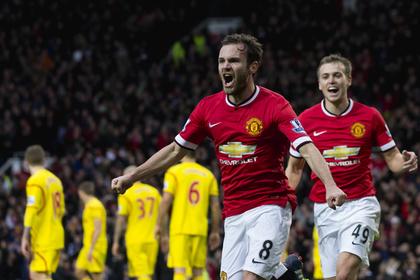 «Манчестер Юнайтед» разгромил «Ливерпуль» в матче чемпионата Англии