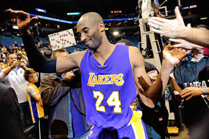 Брайант обошел Джордана в списке лучших снайперов НБА