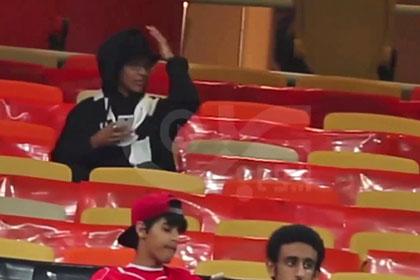 В Саудовской Аравии девушку арестовали за посещение футбольного матча