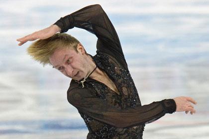 Плющенко отметил выступление Воронова в финале Гран-при в Барселоне
