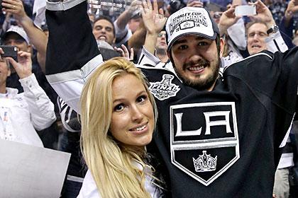 СМИ опубликовали показания жены хоккеиста Войнова