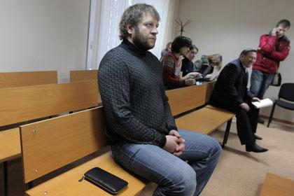 Дело Александра Емельяненко передали в суд