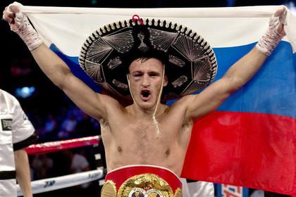 Градович защитил титул чемпиона мира по боксу