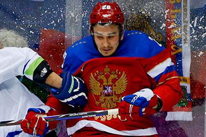 Хоккеист Войнов отверг обвинения в домашнем насилии