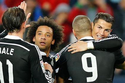Мадридский «Реал» установил клубный рекорд по количеству побед