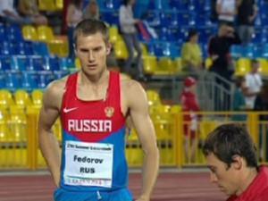 Смолянин Алексей Федоров вошел в тройку лучших легкоатлетов России