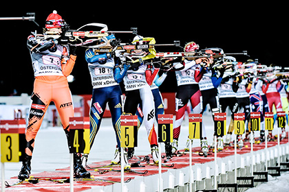 Этап Кубка мира по биатлону оказался под угрозой срыва