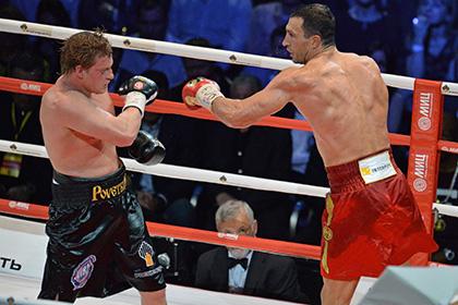 Кличко рассказал о планах провести бой-реванш с Поветкиным
