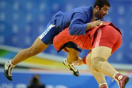 МОК принял заявку на включение самбо в программу Олимпиад