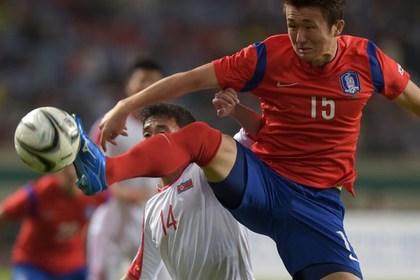 Тренер сборной КНДР по футболу дисквалифицирован на год