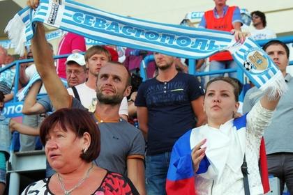 Крымский футбольный клуб проведет акцию против санкций УЕФА