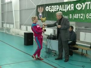 В Смоленске наградили юных футболистов