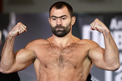 Чахкиев проведет бой с украинским боксером