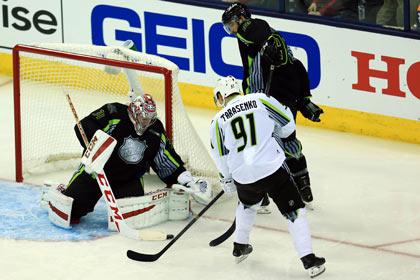 Команда Тарасенко обыграла команду Овечкина в Матче всех звезд НХЛ