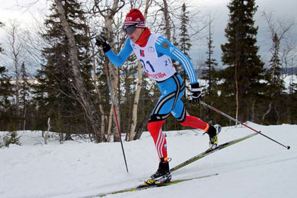 Чемпиона России по лыжным гонкам дисквалифицировали за допинг