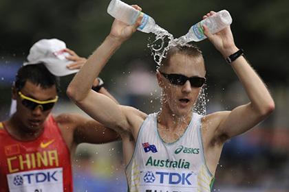 Австралийский легкоатлет назвал российских допинг-ходоков ворами