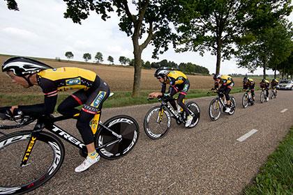 В «Тур де Франс» впервые примет участие команда из Африки