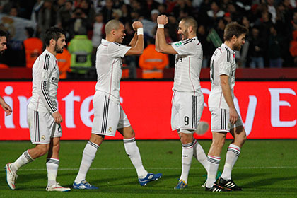 ФИФА пригрозила санкциями мадридскому «Реалу»