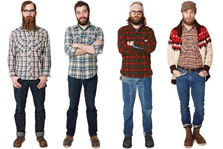 Хипстеры – Модные тенденции